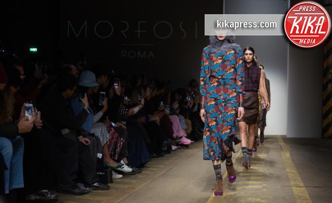 25-01-2019 - Altaroma: in passerella gli abiti di Morfosis