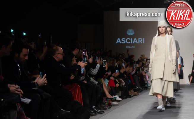 26-01-2019 - Altaroma 2019: in passerella gli abiti green di Asciari