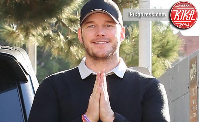 Chris Pratt - LA - 10-02-2019 - Chris Pratt difende la sua chiesa dalle accuse di Ellen Page