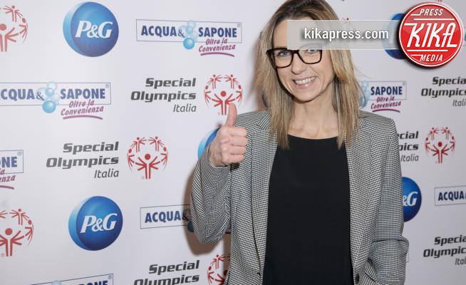 Valentina Vezzali - Milano - 21-02-2019 - Valentina Vezzali testimonial di #ioadottouncampione