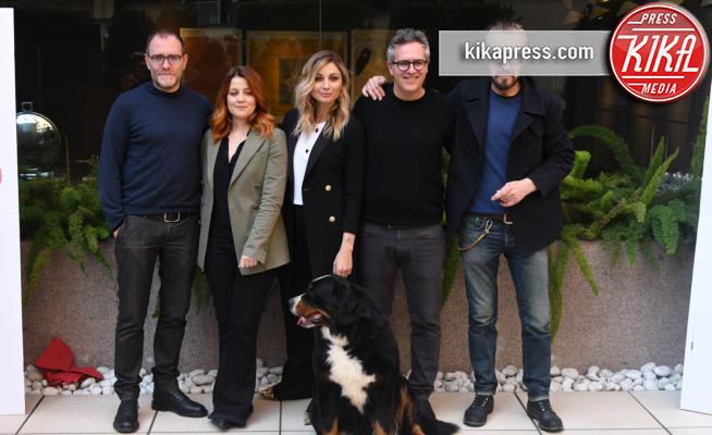 Il Cast - Roma - 21-02-2019 - Con Giallini e Mastandrea in fondo... Domani è un altro giorno!