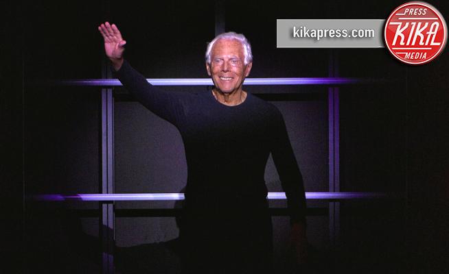 Giorgio Armani - Milano - 21-02-2019 - Milano Fashion Week: è il momento di Emporio Armani