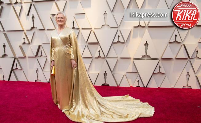 Glenn Close - Hollywood - 24-02-2019 - Oscar 2019: gli arrivi sul red carpet