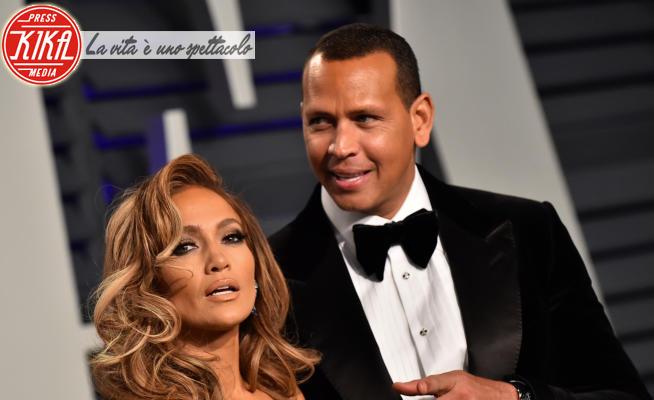 Alex Rodriguez, Jennifer Lopez - Beverly Hills - 25-02-2019 - Alex Rodriguez-J.Lo, le foto della proposta di nozze da brividi