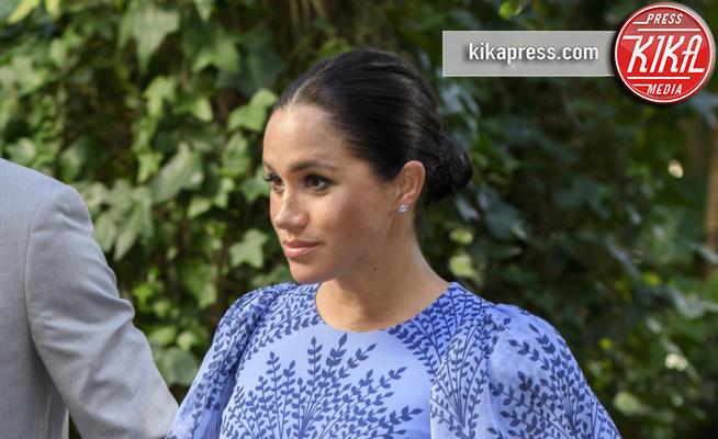 Meghan Duchess of Sussex, Meghan Markle - Rabat - 25-02-2019 - Meghan Markle, il parto sarà in acqua e in casa