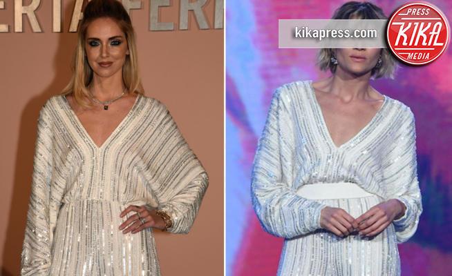 Chiara Ferragni, Anna Foglietta - 26-02-2019 - Chiara Ferragni e Anna Foglietta, chi lo indossa meglio?