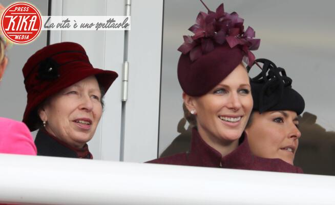 Zara Tindall, Principessa Anna d'Inghilterra, Zara Phillips, Princess Anne - Cheltenham - 13-03-2019 - Nuovo caso a Corte, ritirata la patente alla nipote della Regina