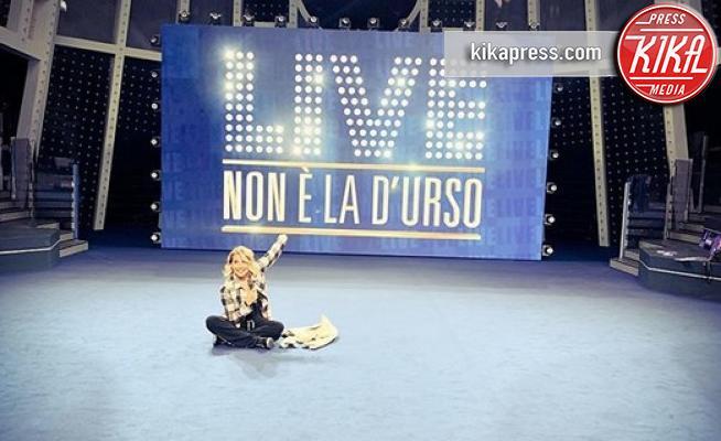 Barbara D'Urso - Milano - 14-03-2019 - Live – Non è la D'Urso: la pubblica ammenda di Fabrizio Corona