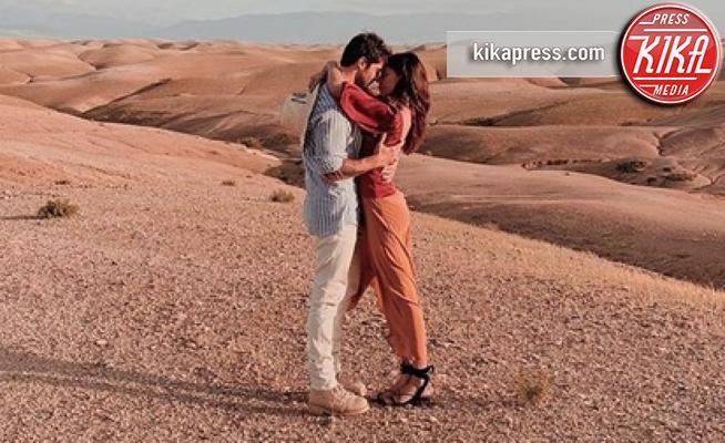 Stefano De Martino, Belen Rodriguez - Marrakech - 08-05-2019 - De Martinez: il ballerino parla del ritorno di fiamma con Belen