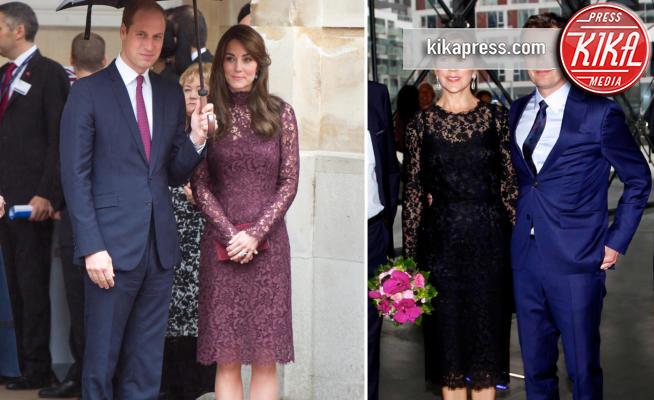 Principessa Mary di Danimarca, Principe Federico di Danimarca, Principe William, Kate Middleton - 13-05-2019 - Kate Middleton e Mary di Danimarca, chi lo indossa meglio?