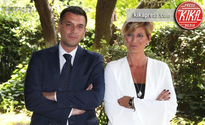 Valentina Bisti, Roberto Poletti - Roma - 07-06-2019 - Roberto Poletti approda a Uno Mattina Estate tra le polemiche