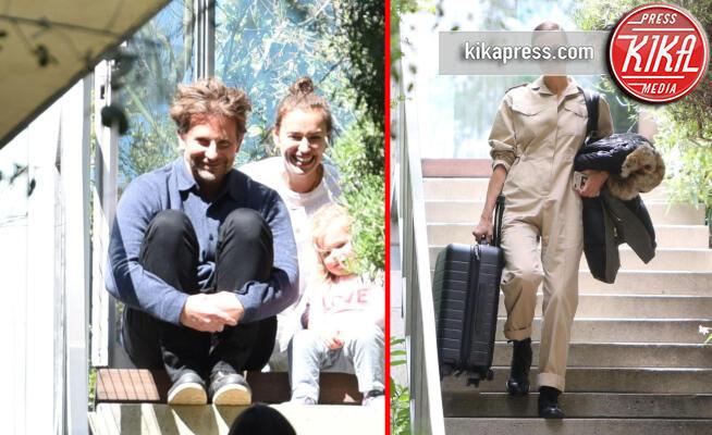 A marzo una famiglia felice, a giugno Irina se ne va di casa
