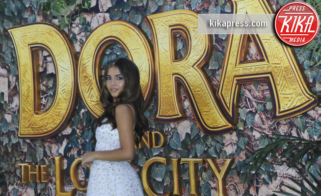 Isabela Moner - Los Angeles - 29-07-2019 - Dora and the Lost City of Gold, la premiere californiana
