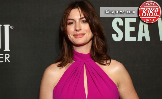 Anne Hathaway - New York - 09-08-2019 - Anne Hathaway, la prima uscita pubblica col pancione