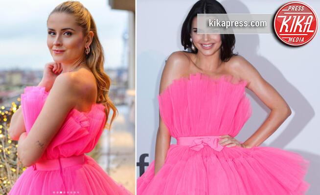 Valentina Ferragni, Kendall Jenner - 19-08-2019 - Valentina Ferragni e Kendall Jenner, chi lo indossa meglio?