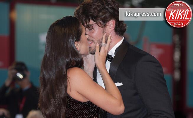 Ignazio Moser, Cecilia Rodriguez - Venezia - 03-09-2019 - Venezia 76: Rodriguez-Moser, l'amore sul red carpet