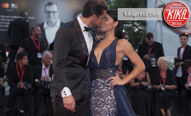 Andrea Dal Corso, Teresa Langella - Venezia - 05-09-2019 - Venezia 76, tronisti sul red carpet. La polemica!
