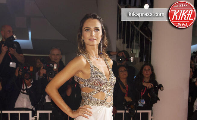 Anna Safroncik - Venezia - 06-09-2019 - Venezia 76: Safroncik e Mastronardi, il red carpet è Beautiful!