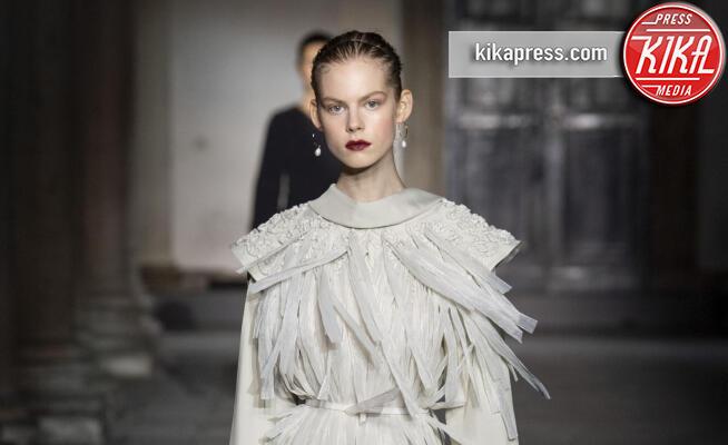 arrives c6597 aaa9e Milano Fashion Week: la sfilata Jil Sander - Foto ...
