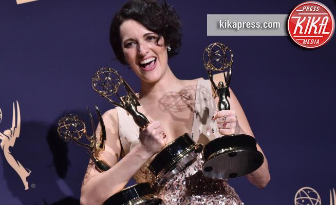 Phoebe Waller-Bridge - Los Angeles - 22-09-2019 - Emmy 2019: trionfano Fleabag, Game of Thrones e Chernobyl