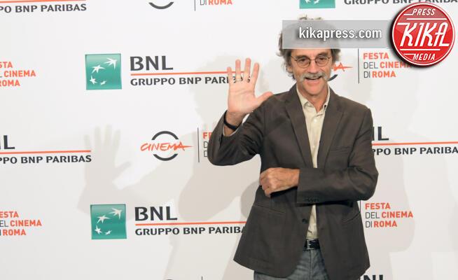 Silvio Soldini - Roma - 22-10-2019 - Festa del Cinema:Silvio Soldini tra i registi di Interdependence