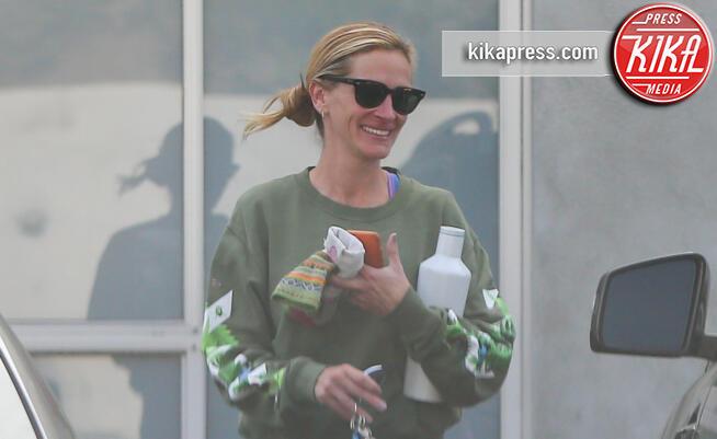 Julia Roberts - Los Angeles - 13-11-2019 - Julia Roberts equilibrista, dove vai se la borsa non ce l'hai?