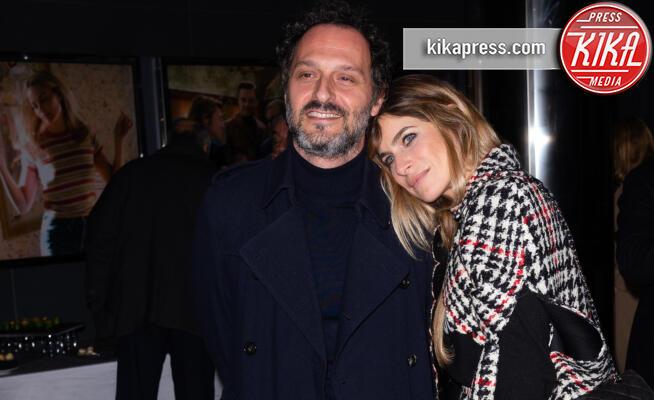 Fabio Troiano, Eleonora Pedron - Roma - 27-11-2019 - Fabio Troiano ed Eleonora Pedron, romanticismo sul red carpet!