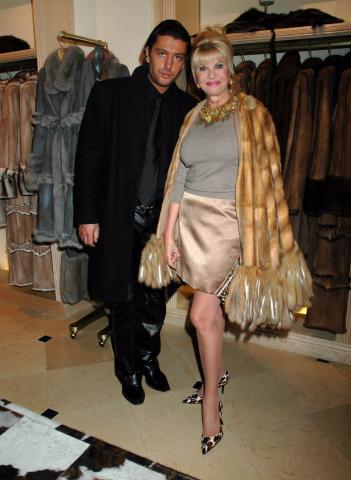 Ivana Trump, Rossano Rubicondi - New York - Ivana Trump e Rossano Rubicondi si sono separati