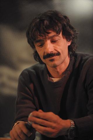 Elio e le Storie tese, Elio - Milano - 10-04-2008 - Elio rifiuta Amborgino d'oro per protesta