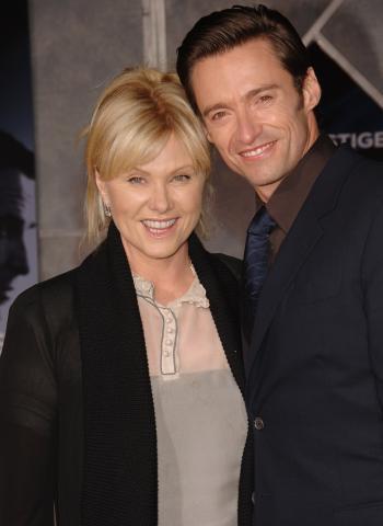 Deborra-Lee Furness, Hugh Jackman - Hollywood - 18-10-2006 - Hugh Jackman porta i suoi personaggi anche sotto le coperte