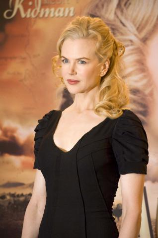 Nicole Kidman - Roma - 04-12-2008 - Nicole Kidman fa arrossire Hugh Jackman