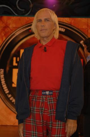 """Carlo Capponi - Milano - 01-12-2008 - Carlo Capponi confessa: """"Ho baciato la contessa sull'Isola"""""""