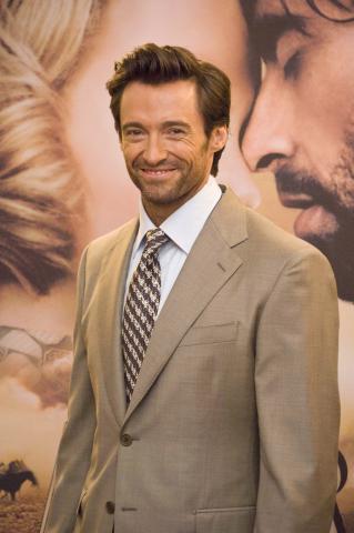Hugh Jackman - Los Angeles - 05-12-2008 - Hugh Jackman porta i suoi personaggi anche sotto le coperte