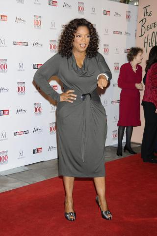 Oprah Winfrey - Beverly Hills - 05-12-2008 - Oprah Winfrey consiglia a Rihanna di allontanarsi da Chris Brown