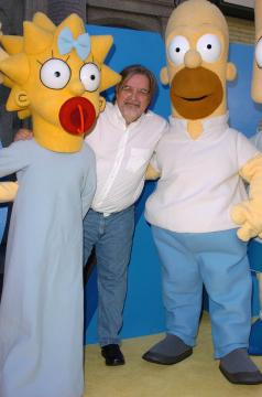 Matt Groening - Los Angeles - 25-04-2005 - Nuova vita ai Simpsons, almeno altri due anni di show