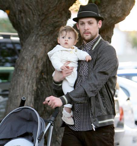 Joel Madden - Hollywood - 09-12-2008 - Joel Madden rocker pentito sente la mancanza dei figli
