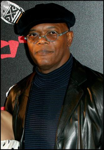 Samuel Jackson - Parigi - 09-12-2008 - Samuel L. Jackson torna a fare coppia con Quentin Tarantino