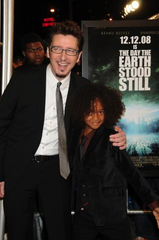 Jaden Smith, Scott Derrickson - New York - 09-12-2008 - Doctor Strange, un pupillo di Martin Scorsese si unisce al cast?
