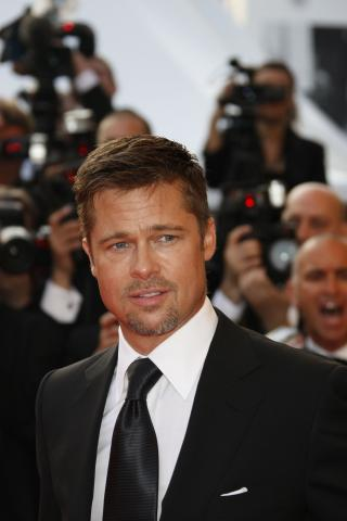 Brad Pitt - Cannes - 16-05-2008 - Brad Pitt esplorera' l'Amazzonia nel film The Lost City of Z