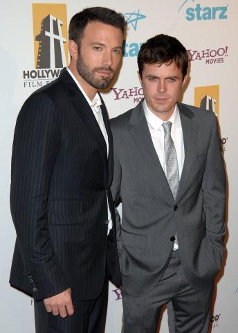 Ben Affleck, Casey Affleck - Beverly Hills - 23-10-2007 - Ben Affleck dirigera' il film Arizona