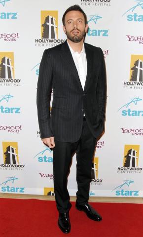 Ben Affleck - Beverly Hills - 23-10-2007 - Ben Affleck dirigera' il film Arizona