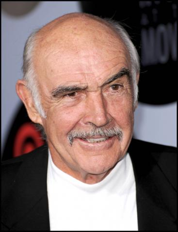 """Sean Connery - Hollywood - 01-10-2008 - Michael Caine: """"Connery ha l'Alzheimer"""", ma l'attore smentisce"""