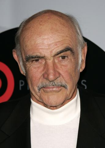 """Sean Connery - Hollywood - 02-10-2008 - Michael Caine: """"Connery ha l'Alzheimer"""", ma l'attore smentisce"""
