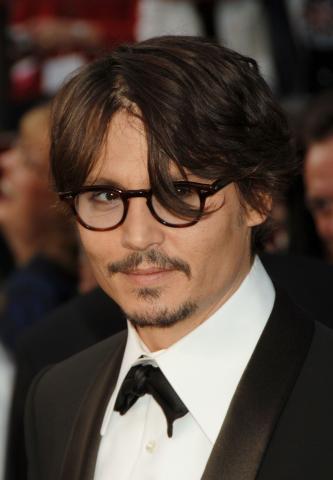 Vanessa Paradis, Johnny Depp - Hollywood - 28-02-2008 - Johnny Depp non si sposa con Vanessa Paradis