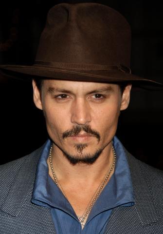 Johnny Depp - Hollywood - 06-12-2007 - Johnny Depp è il più desiderato dai fans per l'Oscar come migliore attore