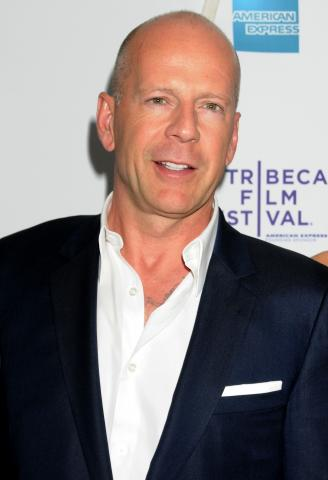 Bruce Willis - New York - 25-04-2008 - Bruce Willis accusato di frode dai suoi produttori