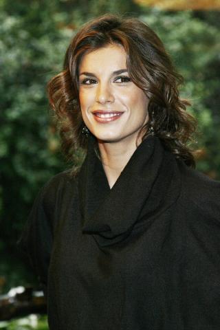 Elisabetta Canalis - Roma - 12-11-2008 - Elisabetta Canalis: è cambiato qualcosa?