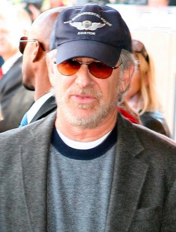 Steven Spielberg - Hollywood - 05-12-2008 - Siglato l'accordo tra Steven Spielberg e la Disney