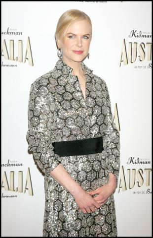 Nicole Kidman - Parigi - 02-12-2008 - Nicole Kidman ha offeso gli aborigeni australiani
