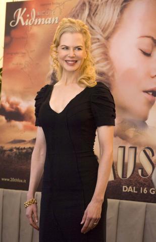 Nicole Kidman - Roma - 04-12-2008 - Nicole Kidman ha offeso gli aborigeni australiani